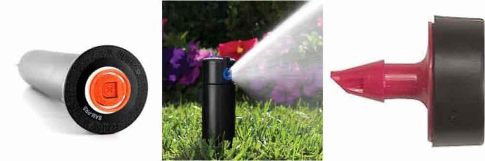 irrigation sprinkler heads Central Florida