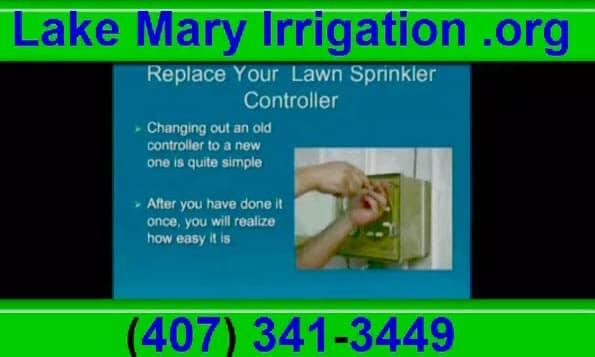 lawn sprinkler repair Sanford FL