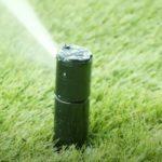 irrigation rotor head